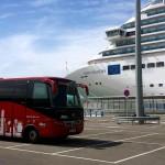 Microbús de 28 plazas, ideal para pequeños grupos o familias. Excursiones y traslados ágiles y personalizados, o hasta el mismo punto de salida.